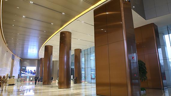 不锈钢方柱及圆柱