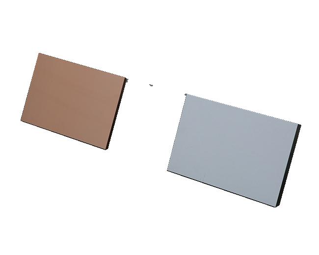 新型不锈钢蜂窝板